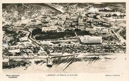 """CPSM MAROC """"Agadir, le Talbordj"""""""