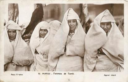 """CPSM MAROC """"Femmes de Tiznit"""""""
