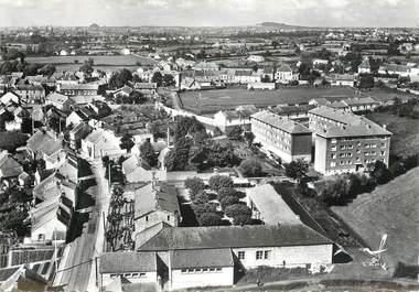 """CPSM FRANCE 71 """"Blanzy les Mines, les nouveaux immeubles"""""""