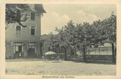 """CPA FRANCE 38 """" La Balme les Grottes, Le Modern Hôtel des Grottes"""""""
