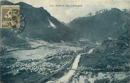 "CPA FRANCE 73 ""Modane, vallée de l'Arc"""