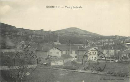 """CPA FRANCE 38 """" Crémieu, Vue générale """""""