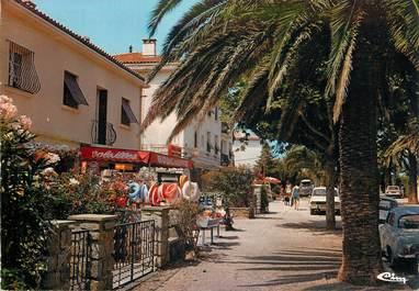 """CPSM FRANCE 83 """"Sanary sur mer, Port issol, le boulevard"""""""