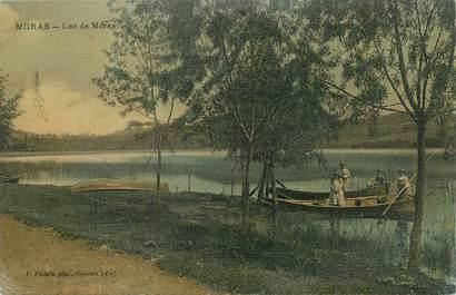 "CPA FRANCE 38 "" Moras, Le lac'"