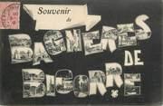 """65 Haute PyrÉnÉe CPA  FRANCE 65 """"Souvenir de Bagnères de Bigorre"""""""
