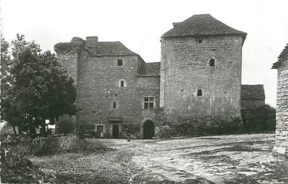 """CPSM FRANCE 38 """" St Hilaire de Brens, Le Château du Mont Plaisans"""""""