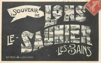 """CPA  FRANCE 39 """"Souvenir de Lons le Saunier"""""""