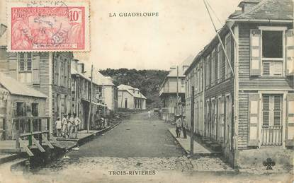 "CPA GUADELOUPE ""Trois Rivières"""