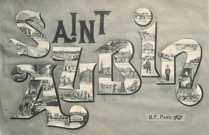 "CPA  FRANCE 14 ""Saint Aubin """