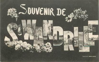 """CPA  FRANCE 76 """"Souvenir de Saint Wandrille """""""