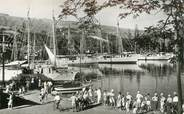 "France CPSM TAHITI ""Port de Papeete"""