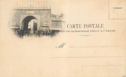 """CPA ALGERIE """"Alger"""" / Avant 1900 / GRUSS"""