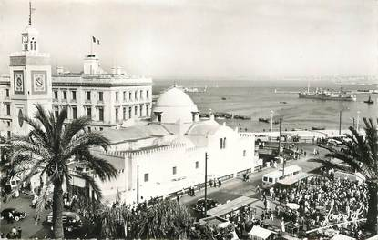 """CPSM ALGERIE """"Alger, Place du Gouvernement"""""""