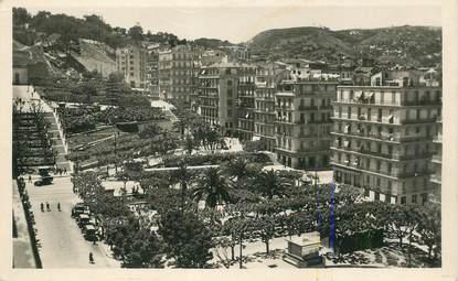"CPSM ALGERIE ""Alger, Bld Guillemin"""