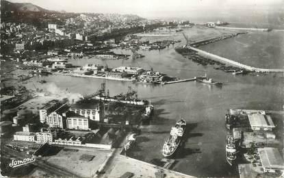 """CPSM ALGERIE """"Alger, vue générale du Port"""""""