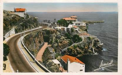 """CPSM ALGERIE """"Alger, La Corniche"""""""