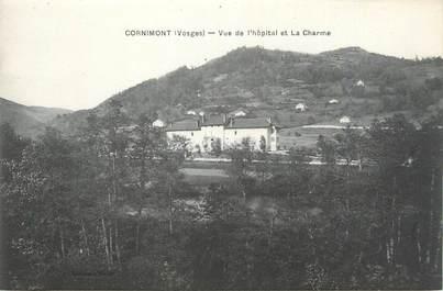 """CPA FRANCE 88 """"Cornimont, Vue de l'Hôpital et la Charme"""""""