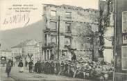 "88 Vosge CPA FRANCE 88 ""Raon l'Etape, Rue Jules Ferry "" / GUERRE 1914-1915"