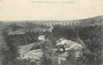 """CPA FRANCE 87 """"Le Vigen, Vue générale"""""""