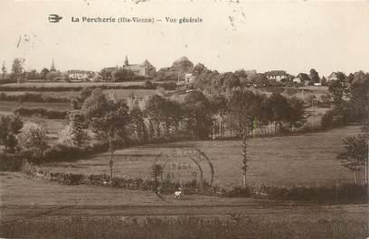 """CPA FRANCE 87 """" La Porcherie, Vue générale"""""""