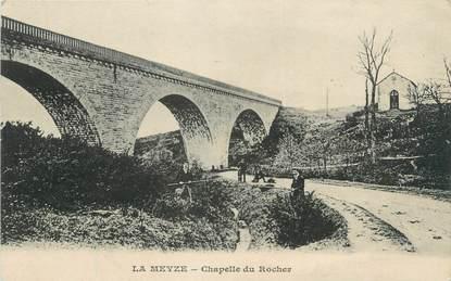"CPA FRANCE 87 ""La Meyze, Chapelle du Rocher"""