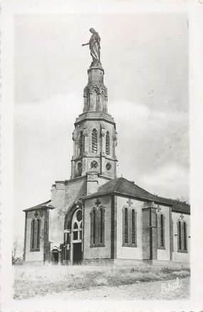 """CPSM FRANCE 87 """"Villeuneuve au Chemin, La Chapelle St Joseph"""""""