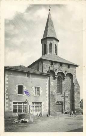 """CPSM FRANCE 87 """"St Germain les Belles, L'église"""""""