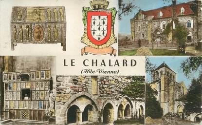 """CPSM FRANCE 87 """" Le Chalard, Vues"""""""