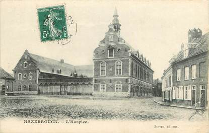 "CPA FRANCE 59 ""Hazebrouck, L'Hospice"""