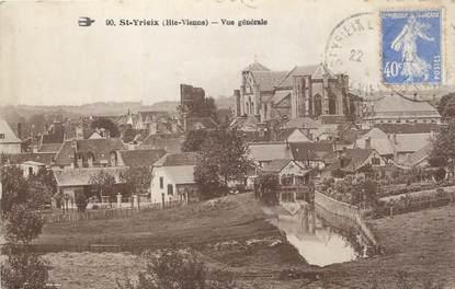 """CPA FRANCE 87 """" St Yrieix, Vue générale"""""""