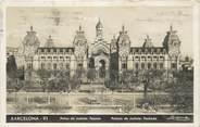 """Espagne CPA ESPAGNE """"Barcelone, palais de justice"""""""
