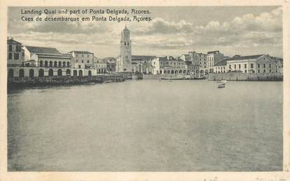 """CPA PORTUGAL """"Açores"""""""