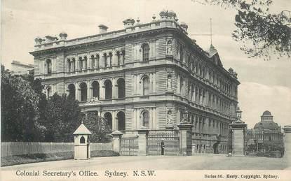 "CPA AUSTRALIE ""Sydney"""