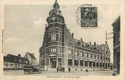 """CPA FRANCE 59 """"Hazebrouck, L'Hôtel des Postes"""""""