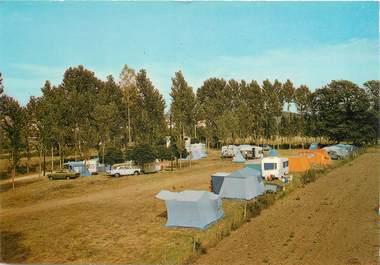 """CPSM FRANCE 37 """"Yzeures sur Creuse, le camping"""""""