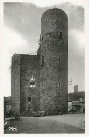 """CPSM FRANCE 87 """" Chalus, La tour du fort"""""""