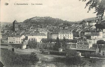 """CPA FRANCE 87 """" Eymoutiers, Vue générale"""""""