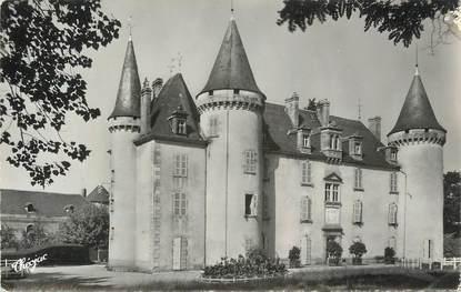 """CPSM FRANCE 87 """" Nexon, Le château"""""""