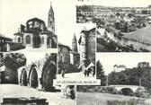 """87 Haute Vienne CPSM FRANCE 87 """"St Léonard de Noblat, Vues"""""""