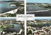"""87 Haute Vienne CPSM FRANCE 87 """"Peyrat le Château, Vues"""""""