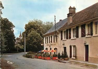 """CPSM FRANCE 87 """" Magnac Bourg, L'Hôtel de l'Etang"""""""