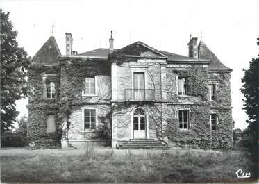 """CPSM FRANCE 87 """" Oradour St Genest, Château du Chiron"""""""