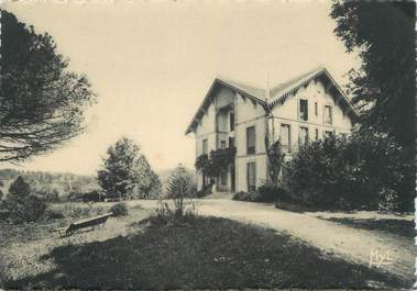 """CPSM FRANCE 87 """"La Jonchère, Château de Couret"""""""