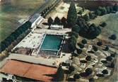 """87 Haute Vienne CPSM FRANCE 87 """"Chalus, Vue aérienne, la piscine et le golf"""""""