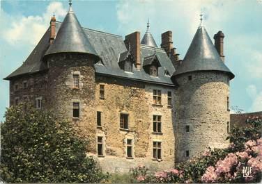"CPSM FRANCE 87 ""Curzac, Le château"""