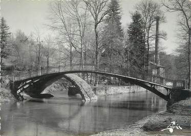 """CPSM FRANCE 87 """"Aixe sur Vienne, Le pont Romain"""""""