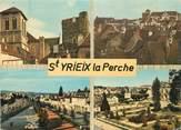 """87 Haute Vienne CPSM FRANCE 87 """" St Yrieix la Perche, Vues"""""""
