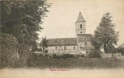 "CPA FRANCE 91 ""Echarcon, L'église"""