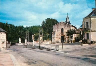 """CPSM FRANCE 86 """"Chiré en Montreuil, le centre du bourg"""""""
