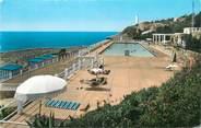 """06 Alpe Maritime CPSM FRANCE 06 """" St Jean Cap Ferrat, La piscine du grand hôtel et le phare"""""""